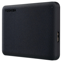 TOSHIBA CANVIO PREMIUM USB 3.0 3TB M/GRÅ