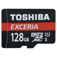MINNESKORT TOSHIBA EXCERIA M302 MICRO SDHC 128GB