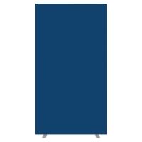 Easyscreen geluidswerende wand blauw