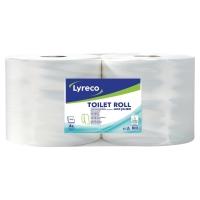 Papier toaletowy LYRECO Jumbo MAXI 350 m, 6 rolek