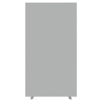 Paperflow office screen structure 94 cm grey