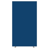 Paperflow office screen structure 94 cm blue