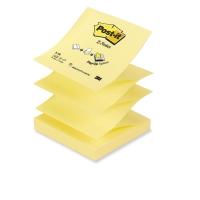 報事貼 R330-YW 黃色抽取式便條紙 2-7/8吋 x 2-7/8吋