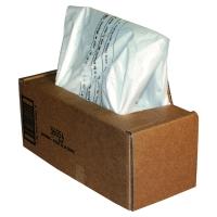 Paquete de 50 bolsas de plástico FELLOWES para destructora hasta 75 litros