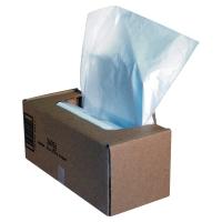 Pack de 50 bolsas de plástico FELLOWES para destructoras hasta 83 litros