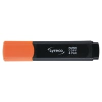 HIGHLIGHTER LYRECO ORANGE