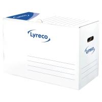 Lyreco container voor 5 archiefdozen met automatische montage 28,5x36,5x53,5cm