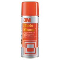 Adhesivo permanente en spray 3M Photo Mount 400 ml