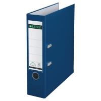 Leitz 1010 classeur à levier 180 degrés PP dos 80mm bleu