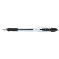 Długopis żelowy LYRECO PREMIUM Gel Grip, czarny