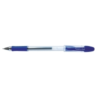 Długopis żelowy LYRECO PREMIUM Gel Grip, niebieski