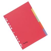 Przekładki kartonowe LYRECO A4 5 stron