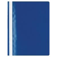 Schnellhefter Lyreco Budget A4, PP, blau