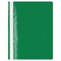 Lyreco Budget snelhechtmap A4 PP groen