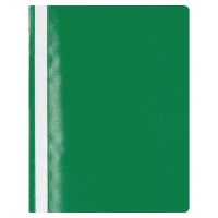 Schnellhefter Lyreco Budget A4, PP, grün