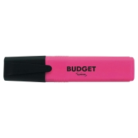 HIGHLIGHTER LYRECO BUDGET PINK