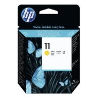 HP C4813A printkop inkjet cartridge nr.11 geel [24.000 pagina s]