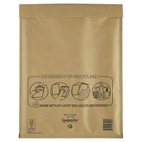 Obálky hnedé bublinkové Mail Lite 270 x 360 mm, 50 kusov/balenie
