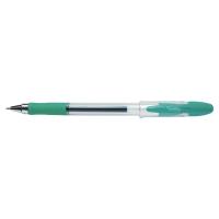 Długopis żelowy LYRECO PREMIUM Gel Grip, zielony
