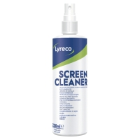 LYRECO SCREEN AND FILTER CLEANER 250 ML