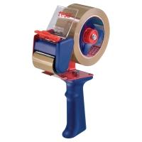 Precintadora para rollos de 66 m y hasta 50 mm TESA