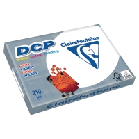 PAPPER CLAIREFONTAINE1855 DCP A4 210G 125 ARK/BUNT