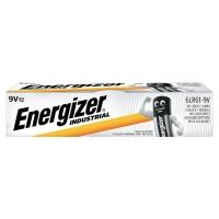 Energizer LR61/9V piles budgets Industrial - paquet de 12