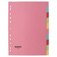 Przekładki kartonowe LYRECO Budget A4 10 stron