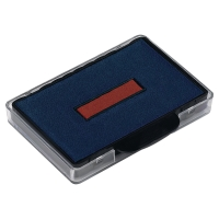 BLISTER 3 FEUTRES TRODAT BLEU/ROUGE B356000