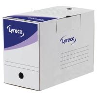 Lyreco stevige archiefdoos 26x34xrug 20cm