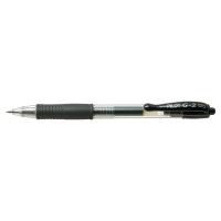 百樂牌 G2 特幼咀按掣啫喱筆 0.5毫米 黑色