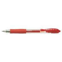 百樂牌 G2 特幼咀按掣啫喱筆 0.5毫米 紅色