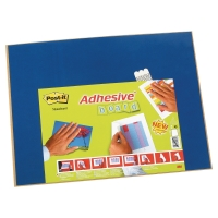 PANNELLO AUTOADESIVO POST-IT® MEMOBOARD L 58 x H 46 CM BLU