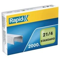 STIFTER RAPID 21/4 PAKKE À 2000 STK.