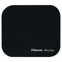 Tappetino mouse Fellowes con Microban