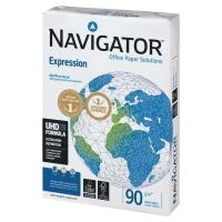 Kopierpapier Navigator Expression A4, 90 g/m2, FSC, Packung à 500 Blatt
