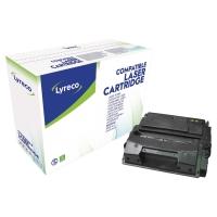 LYRECO Q5942A COMPATIBLE LASER CARTRIDGE BLACK