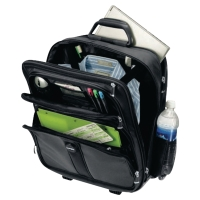 Kensington Contour Overnight trolley met plaats voor laptop