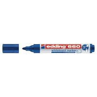 Marcador para pizarra blanca EDDING 660 color azul