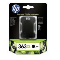 Cartucho de tinta HP 363 negro C8719EE para PhotoSmart 3210/8250/C5180