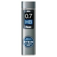 Pentel C277 vullingen voor vulpotlood 0,7mm HB - pak van 40