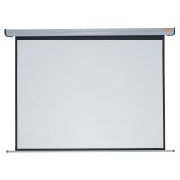 ECRAN DE PROJECTION ELECTRIQUE NOBO PROFESSIONAL 192X144CM 1901972