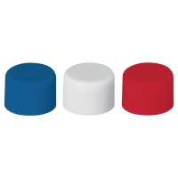 Magnety Lyreco mix farieb Ø 10 mm, 20 ks