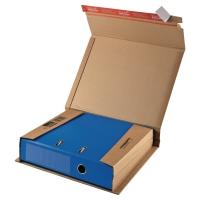 Karton COLOMPAC na segregator 320x290x35, brąz, w opakowaniu 20 sztuk