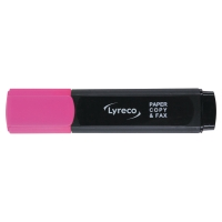 HIGHLIGHTER LYRECO PINK