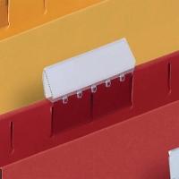 Fiszki do teczek LYRECO Premium plastikowe opakowanie 25 sztuk