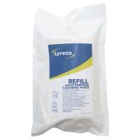 ALLRENGÖRING REFILL LYRECO 100 ST/FP