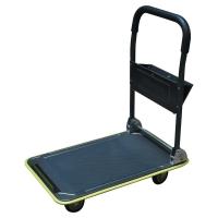 Vozík s plošinou Safetool skladací nosnosť do 150 kg