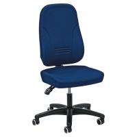 Prosedia Younico 1451 bureaustoel met permanent contact - blauw