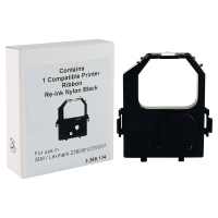 Cinta matricial nailon negro compatible para LEXMARK 2380/2390/2480/2490 negro